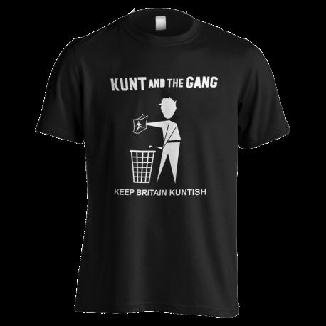 Keep Britain Kuntish T-Shirt